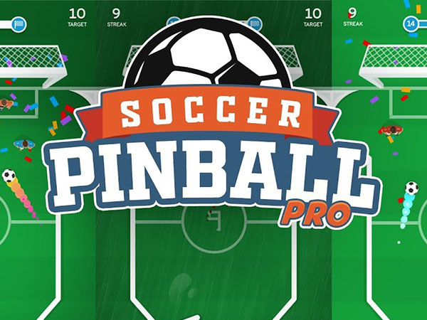 jeu soccer pinball pro iphone ipad ipod 1 - Soccer Pinball Pro iPhone iPad - Addictif Flipper Football (gratuit)
