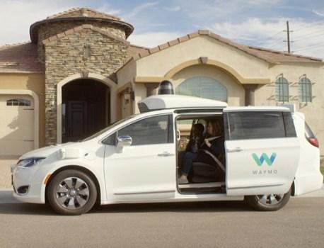 Voitures autonomes : forte de dévalorisation de Waymo