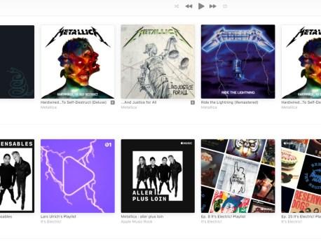 Vous pouvez désormais utiliser Apple Music sur le web!