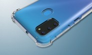 Samsung Galaxy M30s renders show a triple camera with a slight redesign
