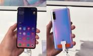 Xiaomi Mi 9 Pro appears in live hands-on video
