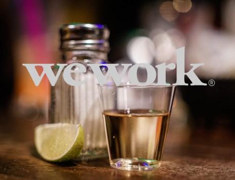 WeWork licencie pour économiser, et fête ça avec de la tequila
