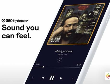 360 by Deezer lets HiFi subscribers listen to 360 Reality Audio