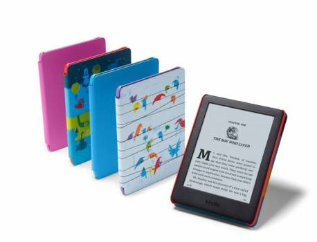 Amazon announces kid-friendly products, new Fire HD 10