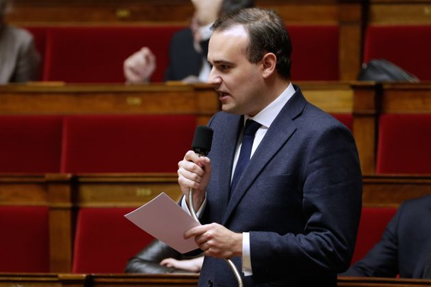 Alexandre Holroyd, le député des Français de l'étranger et notamment du