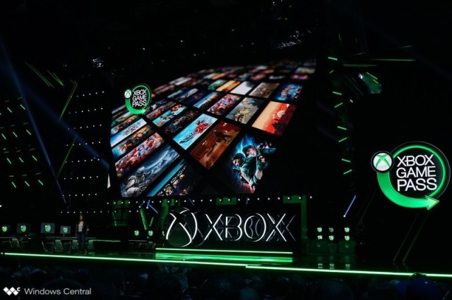 Xbox Game Pass at E3 2019