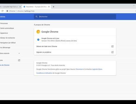 Chrome, Google déploie Tab Freeze pour réduire les besoins en mémoire vive, explication