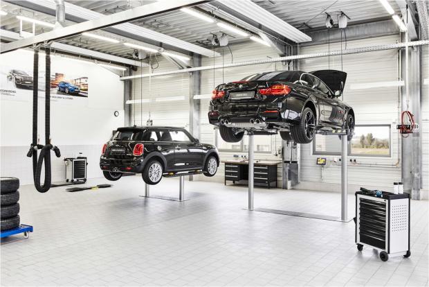 Comment le numérique bouleverse l�espace de travail des ateliers automobiles