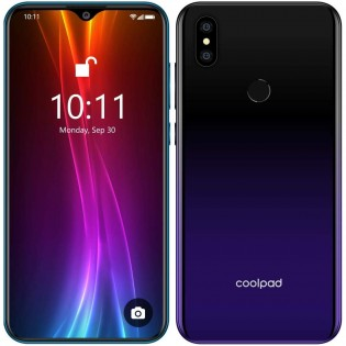 Coolpad Cool 5 in Gradient Blue color