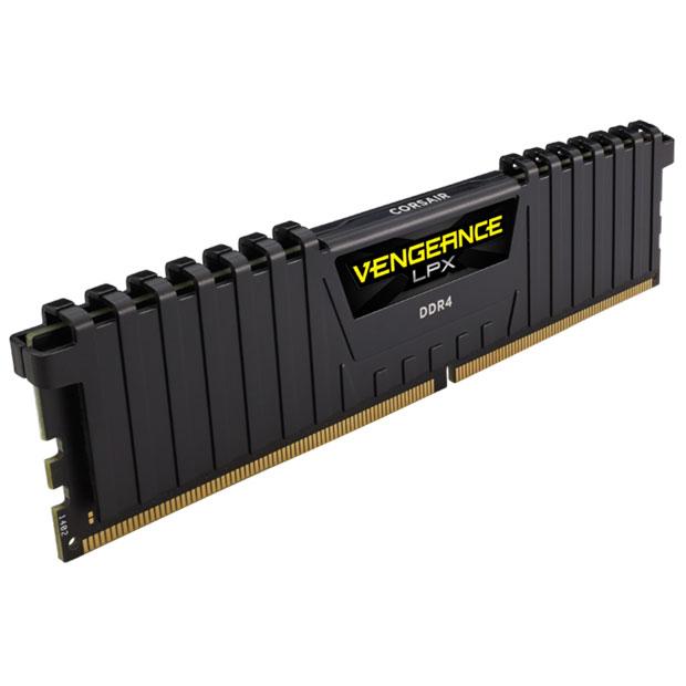 Kit mémoire Vengeance LPX 16 Go (2 x 8 Go) DDR4- 5000MHz CL18 de Corsair (CMK16GX4M2Z5000C18)
