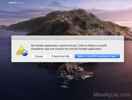 DiskMaker X macOS Catalina – Créer Clé USB, SSD et HDD Bootable (gratuit)