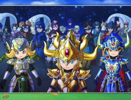 Dragon Quest of the Stars by Square Enix begins beta registration