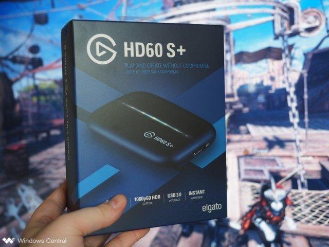Elgato HD60S Plus