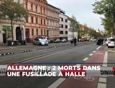 EN DIRECT – Attaque contre une synagogue en Allemagne : l'assaillant s'est filmé et a publié sa vidéo sur internet – LCI – LCI