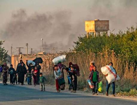 En Syrie, Erdogan lance son assaut contre les Kurdes – Le Monde