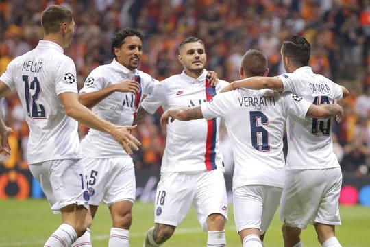 Galatasaray - PSG: Icardi offre une victoire précieuse à Paris, le résumé du match