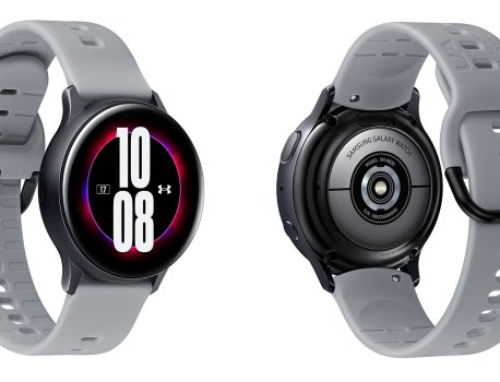 Galaxy Watch Active 2 Under Armour Edition available starting today