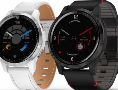 Garmin releases Star Wars-themed smartwatches, fitness tracker for kids
