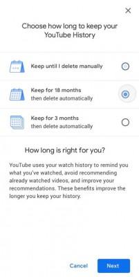 Google Maps Incognito Mode | YouTube auto-delete | Assistant privacy controls