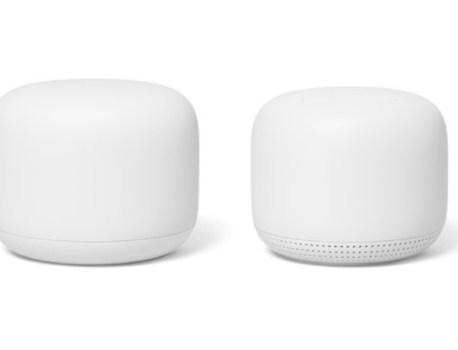 Google enrichit sa gamme d'enceintes connectées avec Nest Mini et Nest Wifi