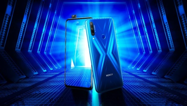 The Honor 9X is going international with 48MP rear cam and pop-up selfie camera