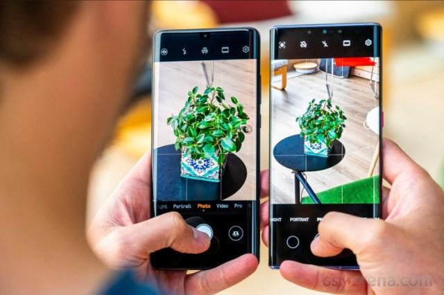 Huawei P30 Pro and Mate 30 Pro