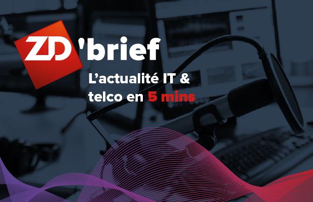 Innovation française : la vision neuromorphique, Twitter sans pub politique, IA, drone et cinéma ; c'est le 9ème ZD Brief saison 2