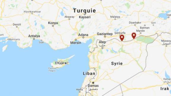 Le 9 octobre 2019, les troupes turques ont pénétré en Syrie à proximité des villes syriennes de Tell Abyad et de Ras al-Aïn, plus à l\'Est.