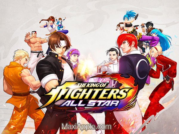 king of fighter allstar ios android iphone ipad 01 - Le Jeu King of Fighters AllStar Arrive sur iPhone (video)