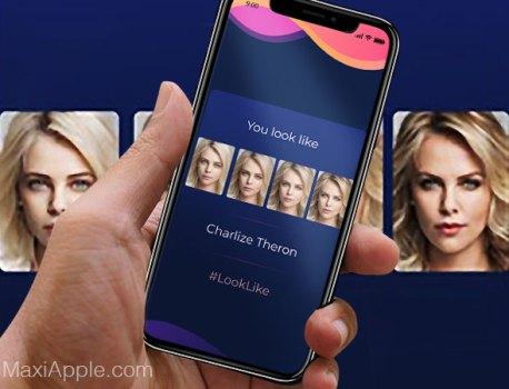 Look Like Me iPhone – A Quelle Célébrité vous Ressemblez ? (gratuit)