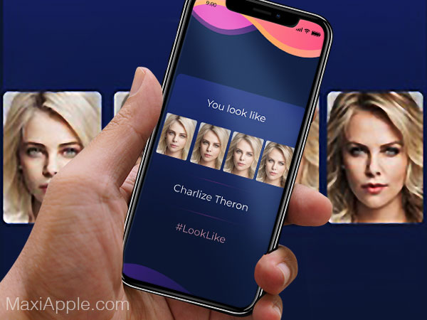look like me app iphone ipad gratuit - Look Like Me iPhone - A Quelle Célébrité vous Ressemblez ? (gratuit)