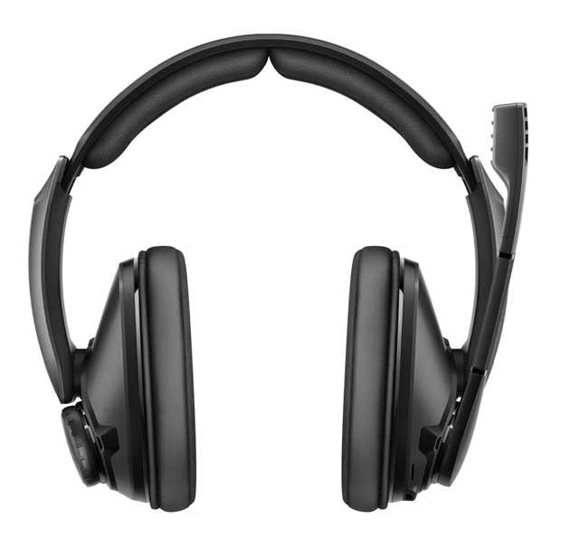 Micro-casque Gaming sans fil GSP 370, Sennheiser