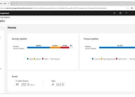 Microsoft Desktop Analytics, un service pour évaluer la compatibilité des terminaux Windows