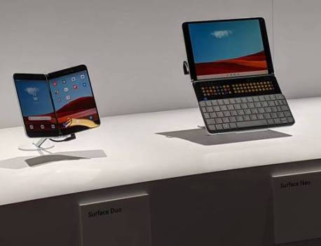 Microsoft Surface Duo and Surface Neo unveiled, available in 2020