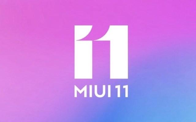 MIUI 11 OS