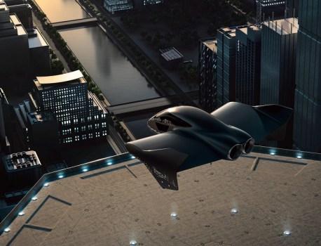 Mobilité urbaine: le nouveau projet fou de Porsche