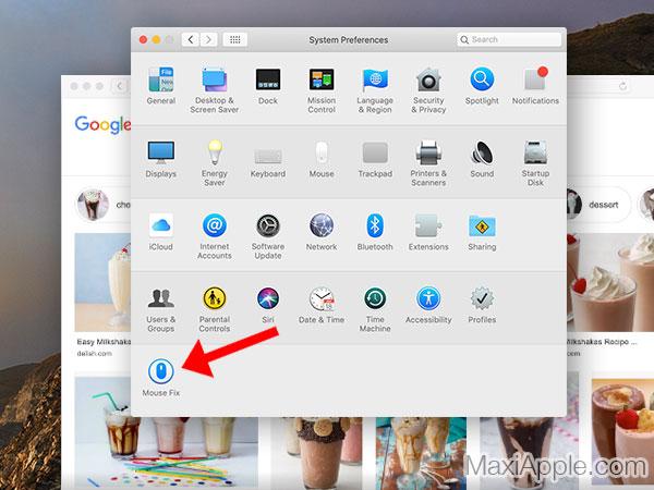 mousefix app macos mac gratuit01 - Mouse Fix Mac - Décuplez les Fonctions de la Souris (gratuit)