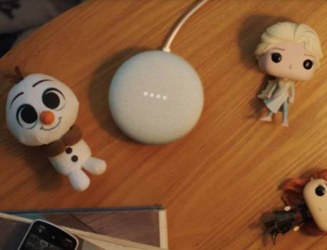Nest Mini brings you Frozen 2 stories, Spotify brings you old Google Home Mini