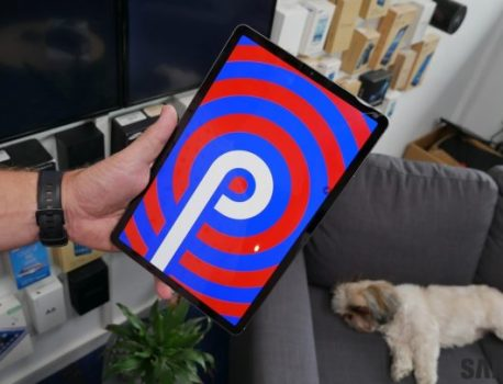 New Galaxy Tab S6 update out with old security patch