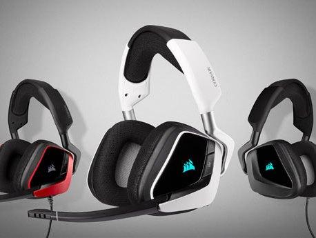 Nouveaux Void Elite et HS Pro, Corsair met à jour sa gamme de casques