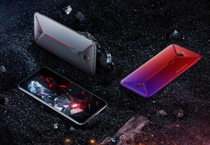 ZTE nubia Red Magic 3s global pricing is out right in time for October 16 launch