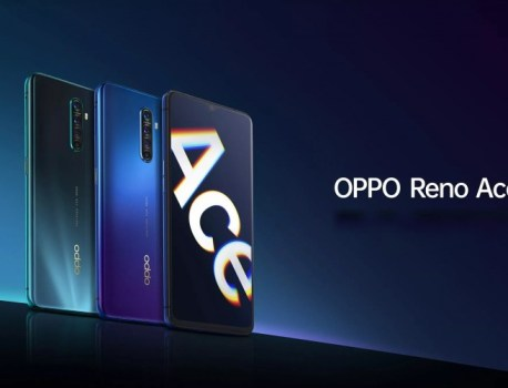 Oppo Reno Ace brings 90Hz display, Snapdragon 855+ and 65W charging