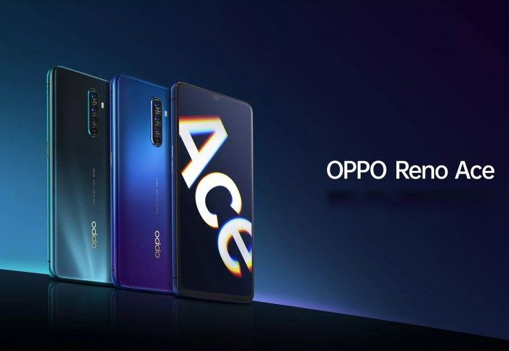 Oppo Reno Ace brings 90Hz refresh rate display, Snapdragon 855+ SoC and 65W charging
