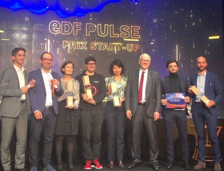Prix start-up EDF Pulse: 7 innovations distinguées pour leur potentiel prometteur