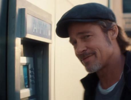 Quand Brad Pitt fait de la pub pour une banque… française, et crée la polémique malgré lui