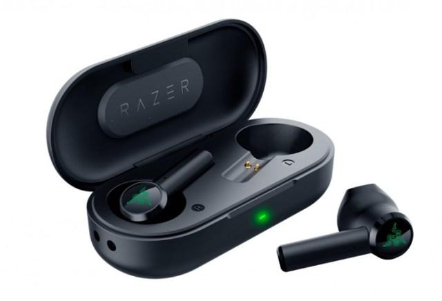 Razer launches Hammerhead True Wireless earbuds for $100
