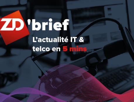 SNCF : bilan numérique du PDG, économiser les données sur iPhone, tweet depuis l'espace ; c'est le 7ème ZD Brief saison 2