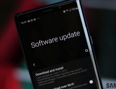 Sprint's Galaxy Note 9 gets October 2019 security update