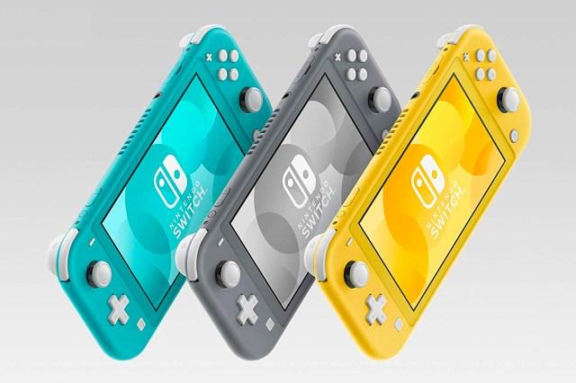 Nintendo Switch Lite Précommande