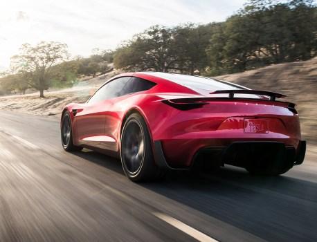 Tesla évoque un Roadster 2 encore plus performant que prévu